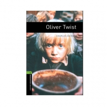 Bookworms 6:Oliver Twist With CD