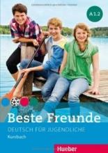 کتاب زبان beste freunde A1.2 deutsch fur gugedliche kursbuch + arbeitsbuch+ cd