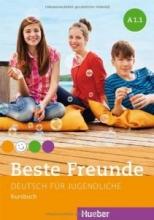 کتاب زبان beste freunde A1.1 deutsch fur gugedliche kursbuch + arbeitsbuch+ cd