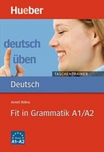 کتاب زبان Deutsch Uben - Taschentrainer: Fit in Grammatik A1/A2