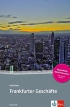 کتاب زبان Frankfurter Geschafte + Audio-Online