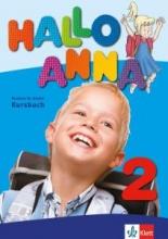 کتاب زبان Hallo Anna 2: Lehrbuch + Arbeitsbuch + CD