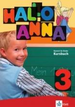 کتاب زبان Hallo Anna 3: Lehrbuch + Arbeitsbuch + CD