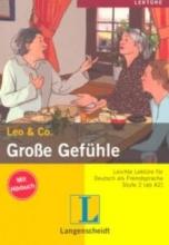 کتاب زبان Leo & Co.: Grosse Gefuhle Stufe A2