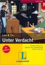 کتاب زبان leo unter verdacht + cd
