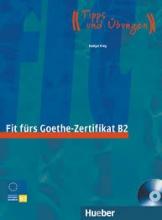 کتاب زبان Fit Furs Goethe-Zertifikat: B2 Book & CD
