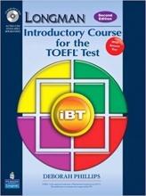 کتاب زبان Introductory for the toefl test Second Edition With DVD