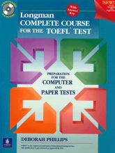 کتاب زبان لانگمن کامپلیت کورس فور د تافل تست  Longman Complete Course for the TOEFL Test