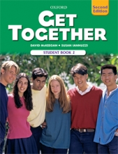 کتاب زبان Get Together 2 S.T+W.B+CD