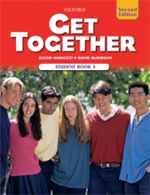 کتاب زبان Get Together 3 S.T+W.B+CD