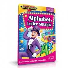 آموزش الفبا و صدای حروف به کودکان (ALPHABET & LETTER SOUNDS (ROCK N LEARN