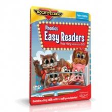 آموزش خواندن به همراه داستان (PHONICS EASY READERS (ROCK N LEARN
