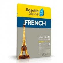 خودآموز زبان فرانسه ROSETTA STONE FRENCH