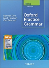 کتاب زبان Oxford Practice Grammar Basic With CD