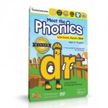 آموزش ترکیب های بی صدا به کودکان MEET THE PHONICS