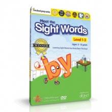 آموزش کلمات متداول به کودکان MEET THE SIGHT WORDS LEVEL 1-3