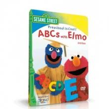 "حروف الفبا با ""المو"" ABCS WITH ELMO"