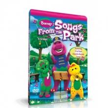 ترانه های پارک (بارنی) BARNEY SONGS FROM THE PARK