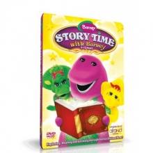 وقت داستان با بارنی BARNEY STORY TIME WITH BARNEY