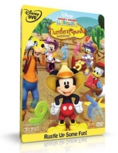 MICKEY MOUSE CLUBHOUSE NUMBERS