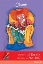 کتاب زبان Sails. Early 1: Clown