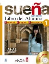 Suena 1. Libro del Alumno A1-A2. Marco europeo de referencia + CD
