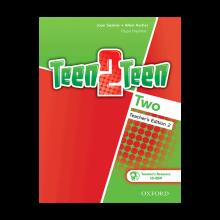 کتاب زبان Teen 2 Teen Two Teachers book+CD