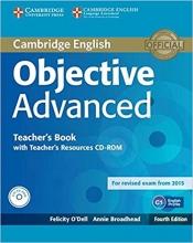 کتاب زبان Objective Advanced Teacher's Book