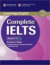 کتاب معلم کامپلیت ایلتس Complete IELTS Bands 6.5-7.5 Teacher's Book