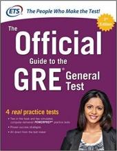 کتاب زبان The Official Guide to the GRE General Test 3rd