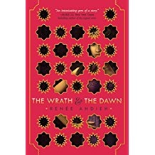 کتاب زبان The Wrath & the Dawn-book1