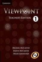 کتاب معلم VIEWPOINT 1 TEACHER'S EDITION