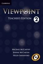 کتاب معلم VIEWPOINT 2 TEACHER'S EDITION