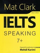 کتاب زبان Mat Clark IELTS Speaking Plus 7