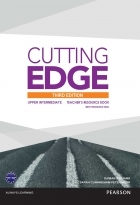 کتاب زبان Cutting Edge Third Edition Upper _ Intermediate Teacher's Resource Book