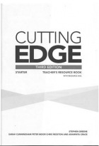 کتاب زبان Cutting Edge Third Edition Starter Teacher's Resource Book