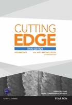 کتاب زبان Cutting Edge Third Edition Intermediate Teacher's Resource Book