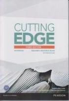 کتاب زبان Cutting Edge Third Edition Advanced Teacher's Resource Book