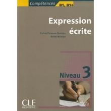 کتاب زبان (Expression écrite 3 (+B1/B1