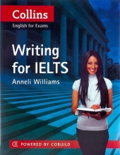 کتاب زبان Collins english for exams Writing for Ielts