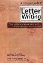 کتاب زبان A Concise Guide to Letter Writing