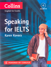 کتاب Collins english for exams Speaking for Ielts + cd