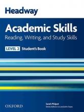 کتاب زبان Headway Academic Skills 2 Reading and Writing