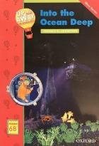 کتاب زبان آپ اند اوی این انگلیش  در اعماق اقیانوس Up and Away in English. Reader 6B: Into the Ocean Deep