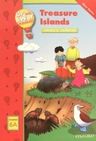 Up and Away in English. Reader 6A: Treasure Islands