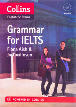کتاب کالینز گرامر برای آیلتس  Collins English for Exams Grammar for IELTS with CD