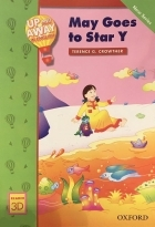 کتاب زبان Up and Away in English. Reader 3D: May Goes to Star Y
