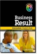 کتاب آموزشی بیزینس ریزالت Business Result Intermediate Student's Book