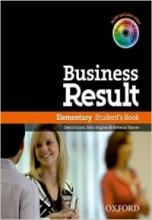کتاب آموزشی بیزینس ریزالت Business Result Elementary Student's Book
