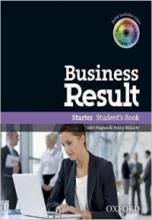 کتاب آموزشی بیزینس ریزالت Business Result Starter Student's Book